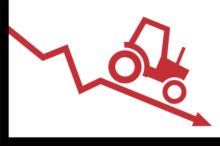 Macchine agricole, è l'ora dei conti