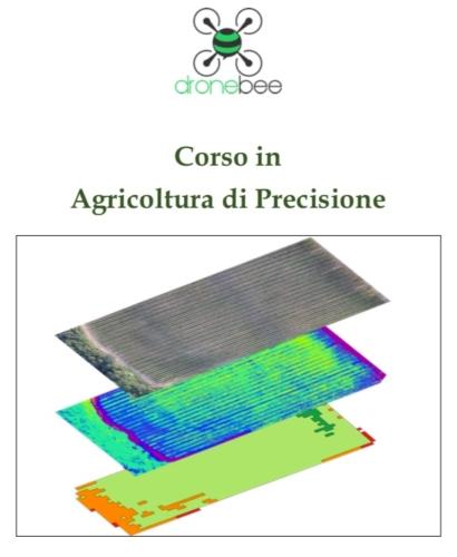 Agricoltura di precisione, corso DroneBee