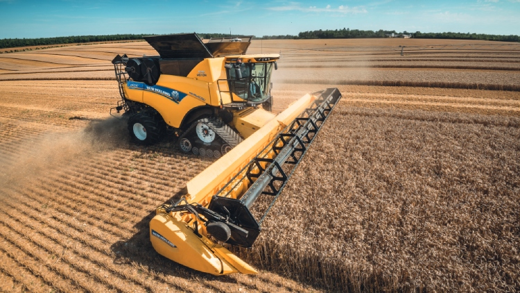 New Holland fa il pieno di premi