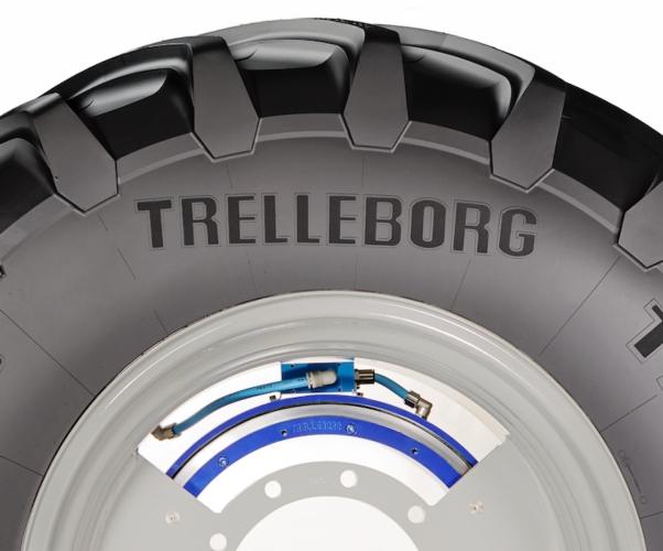 CTIS+ il sistema intelligente di Trelleborg