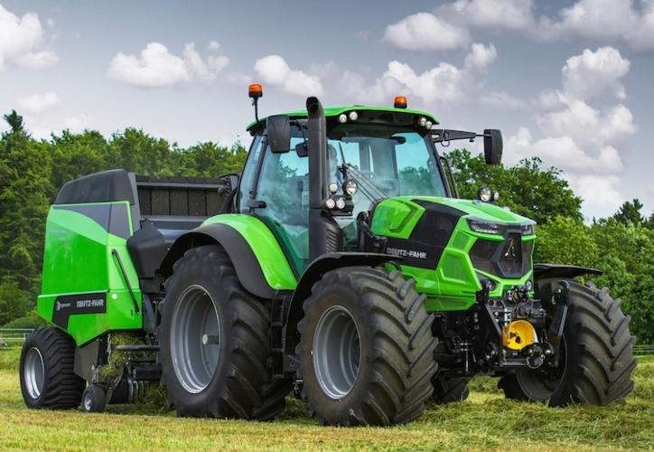 Deutz-Fahr: in arrivo i nuovi trattori Serie 6