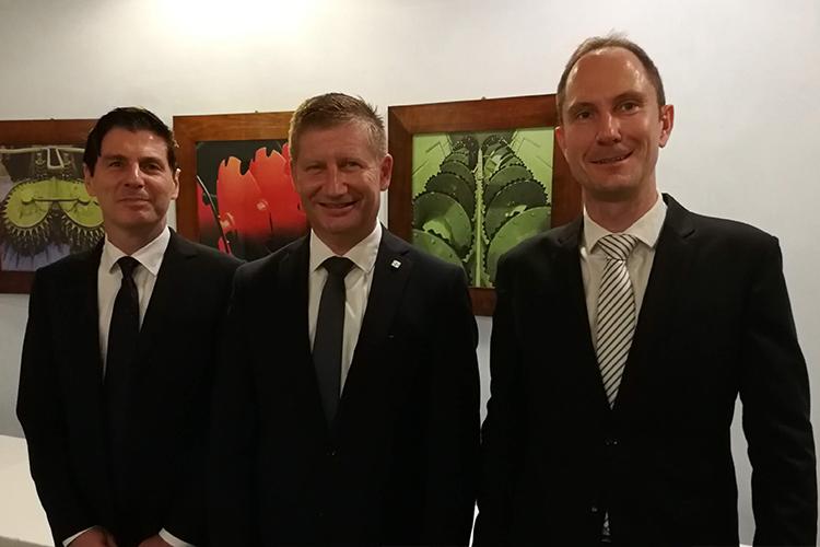 Markus Baldinger rieletto presidente del Cema technical board