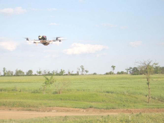 Agricoltura di precisione: impatto e opportunità dell'utilizzo del drone