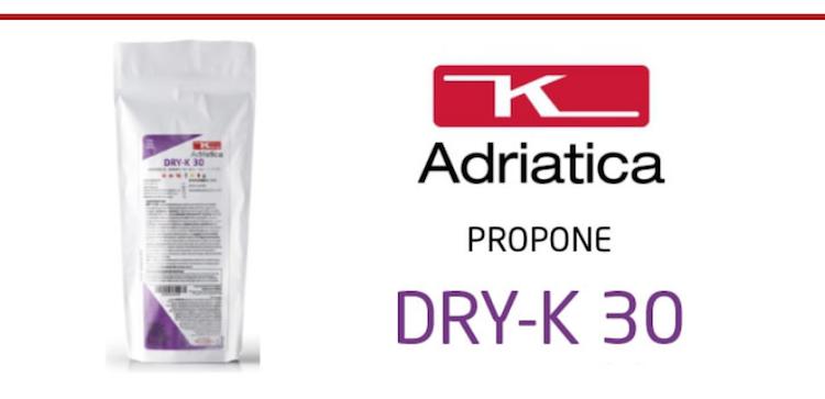 Sostanza secca, come aumentarla con Dry-K di Adriatica - le news di Fertilgest sui fertilizzanti