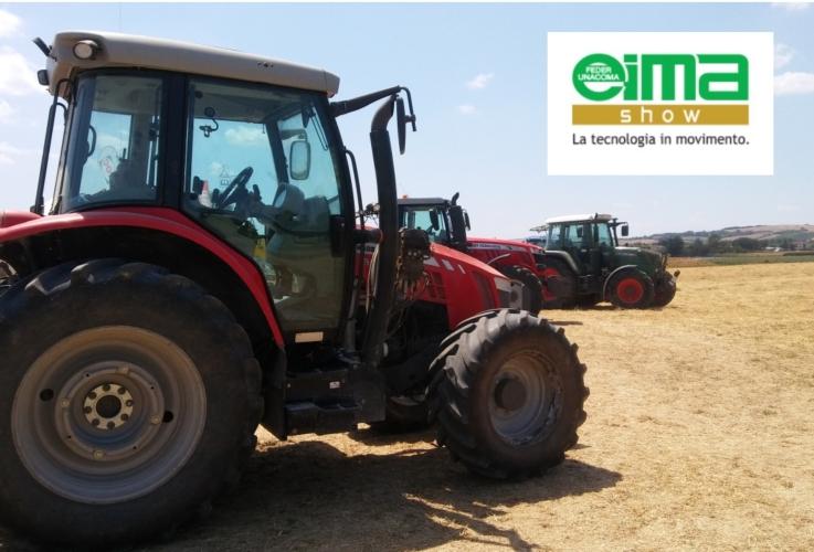 Eima Show, viaggio nell'agricoltura 4.0
