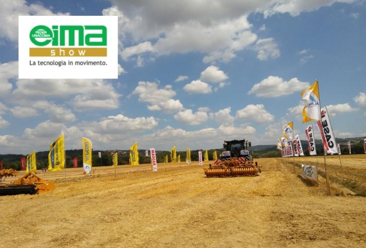 Eima Show, l'agricoltura 4.0 in azione