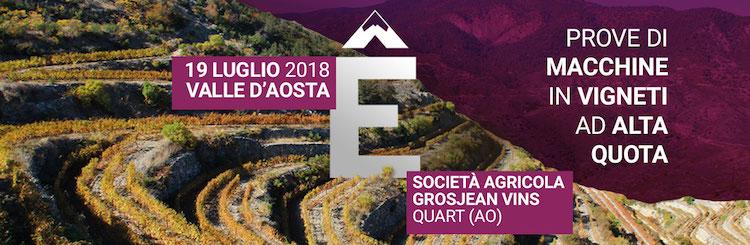 Enovitis Extrême, primo appuntamento per la viticoltura di montagna