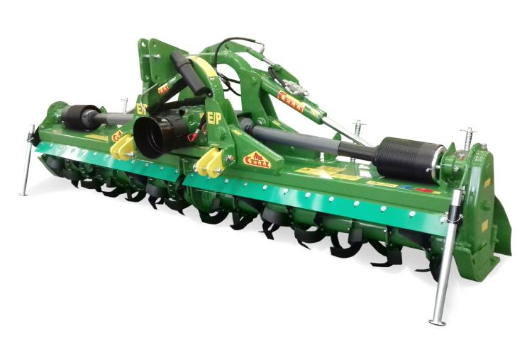 Lavorazioni del terreno, da Celli una nuova soluzione per le risaie