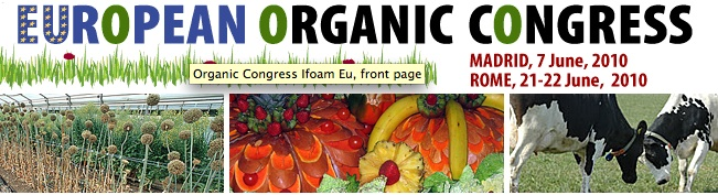 european organic congress