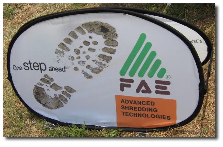 FAE Group: sei gamme di trincia-tutto professionali