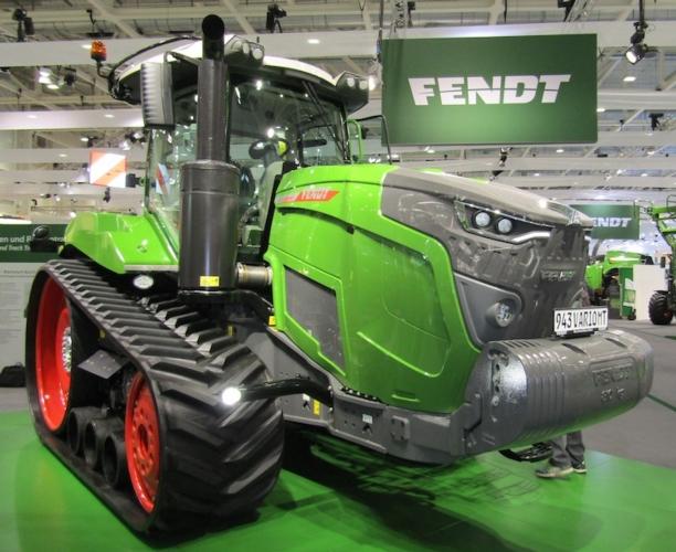 Le alte potenze Fendt fanno faville ad Hannover
