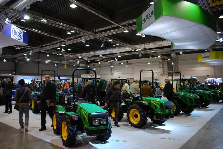 Agrimeccanica: Fieragricola 'è tornata a ruggire'