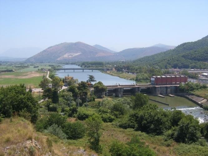 fiume-volturno-sbarrato-a-ponte-annibaleluglio-2018consorzio-generale-di-bonifica-del-basso-volturno