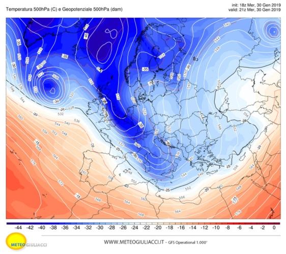 flusso-correnti-settentrionali-meteo-settimana