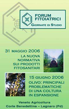 forumfitoiatricivenetoagricolturamaggiogiugno2006