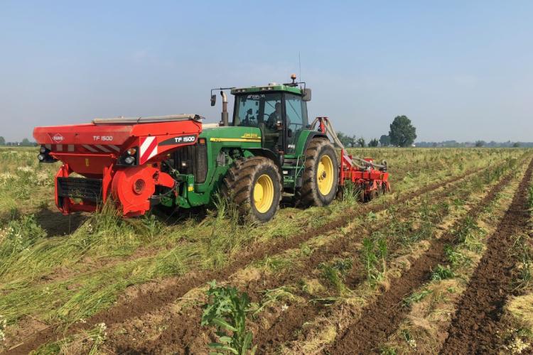 Con l'agricoltura di precisione cresce l'efficienza del lavoro