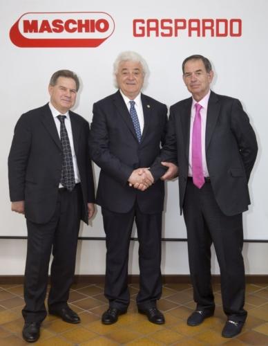 Nuova partnership di Maschio Gaspardo con Friuli Sprayers