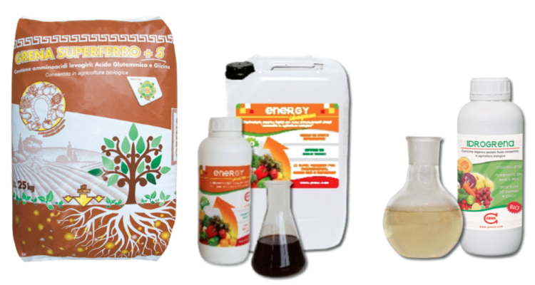 La nutrizione delle piante secondo Grena - le news di Fertilgest sui fertilizzanti