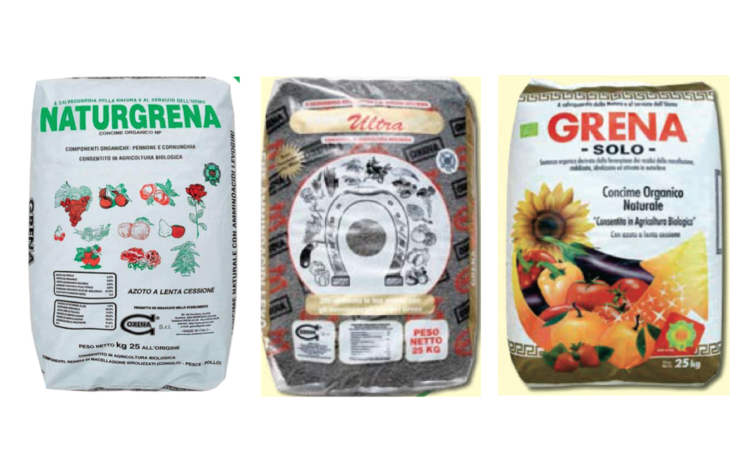 Tris di campioni - le news di Fertilgest sui fertilizzanti