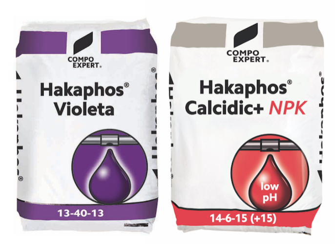 Hakaphos<sup>®</sup>, i fertirriganti di Compo Expert altamente titolati e solubili - le news di Fertilgest sui fertilizzanti