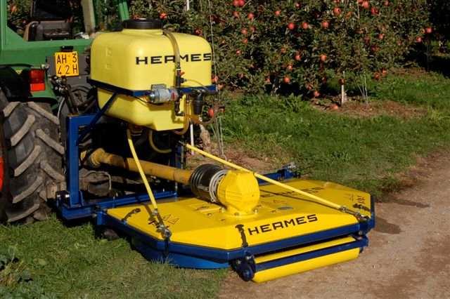Hermes e Stebo Agraria: un binomio infallibile