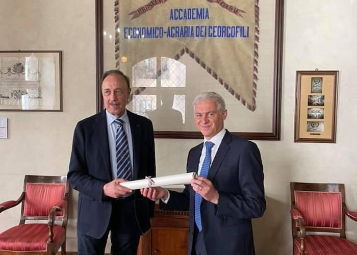 ivano-valmori-riceve-nomina-accademia-dei-georgofili-2021