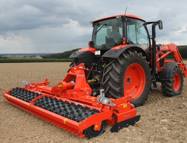 È tempo di novità Kubota Orange Implements