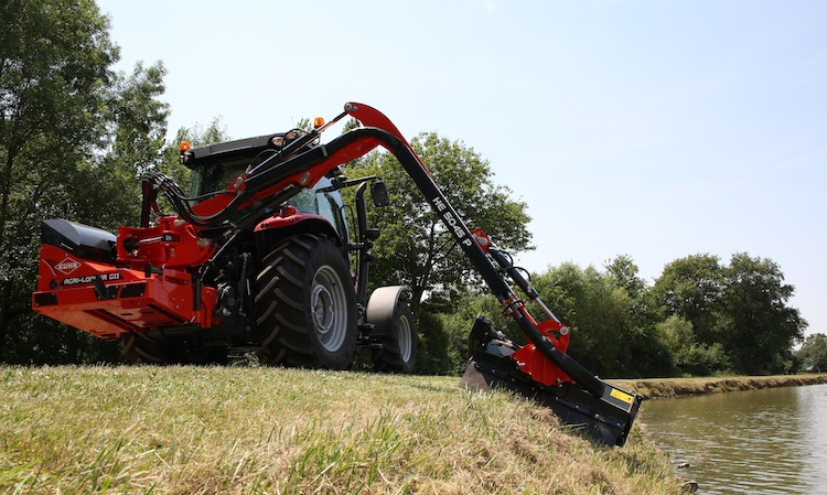 KUHN Agri Longer GII arriva dappertutto