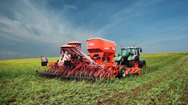Agricoltura blu, come far felici suolo e agricoltore