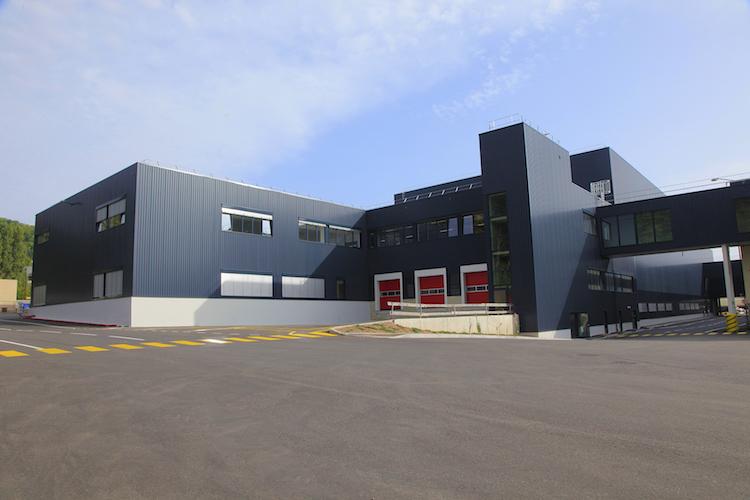 KUHN, partono le attività del nuovo Centro logistico di Saverne