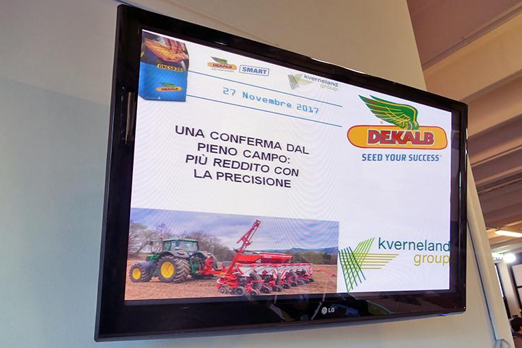 Kverneland Academy, le nuove tecnologie come strumento di reddito in agricoltura