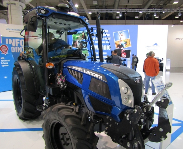 Argo Tractors: un Gruppo sempre più 4.0 e globale