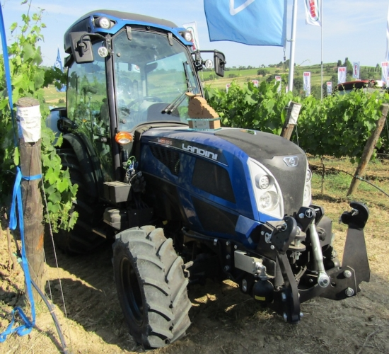 Innovation Challenge, standing ovation per le macchine agricole