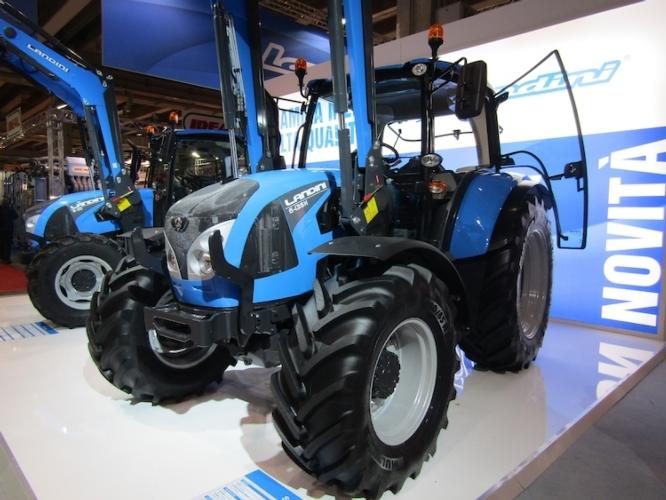 Argo Tractors, le macchine dalla parte dell'uomo