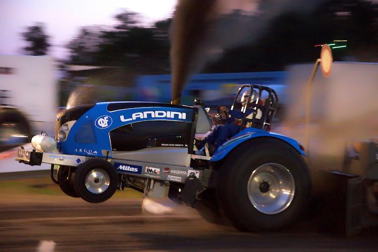Campionato italiano di Tractor Pulling