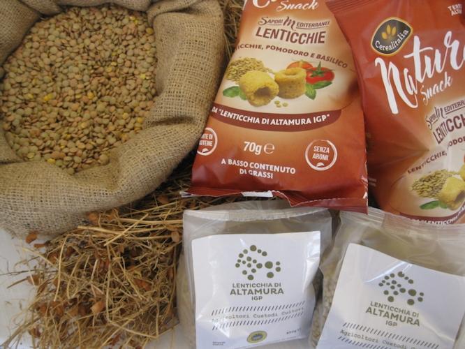 Lenticchia di Altamura: quando una varietà antica diventa nuova - Plantgest news sulle varietà di piante