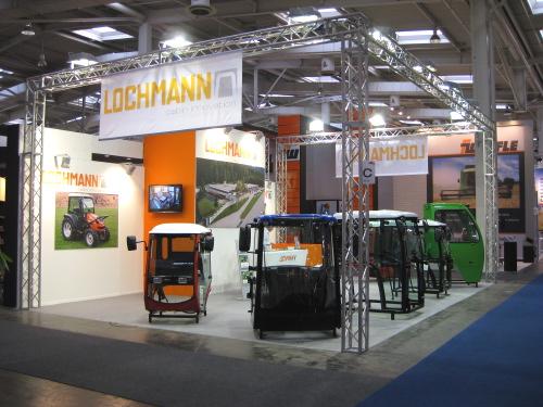 lochmann cabine, la sfida per gli euro 3 - agronotizie - agrimeccanica