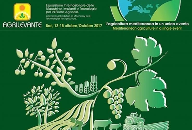 Agrilevante 2017, capitale del Mediterraneo
