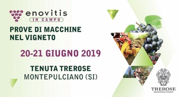 Enovitis in campo 2019, viticoltura e tecnologia