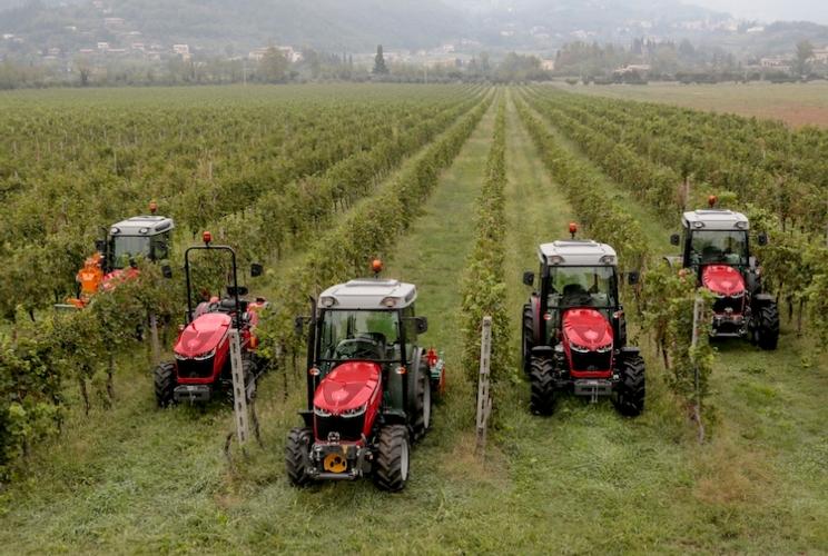 Massey Ferguson, offerta Full Line per l'Italia