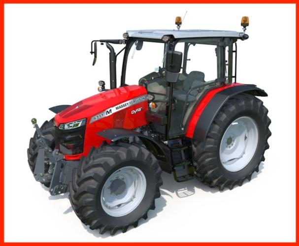 MF 5700 M: trattori adatti proprio a tutti