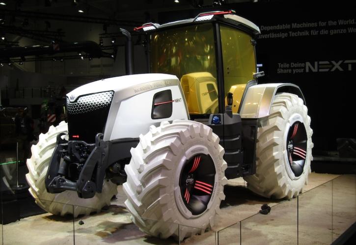 MF NEXT, un grande passo per l'agricoltura di domani