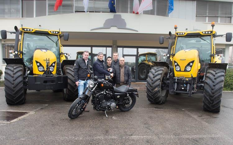 McCormick VT-Ride Show, assegnata la nuova Harley Davidson 883 Iron
