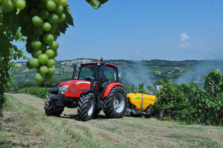 Argo Tractors protagonista a Enovitis in campo 2018