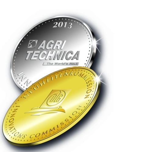 Agritechnica, medagliere ricco per Same Deutz Fahr