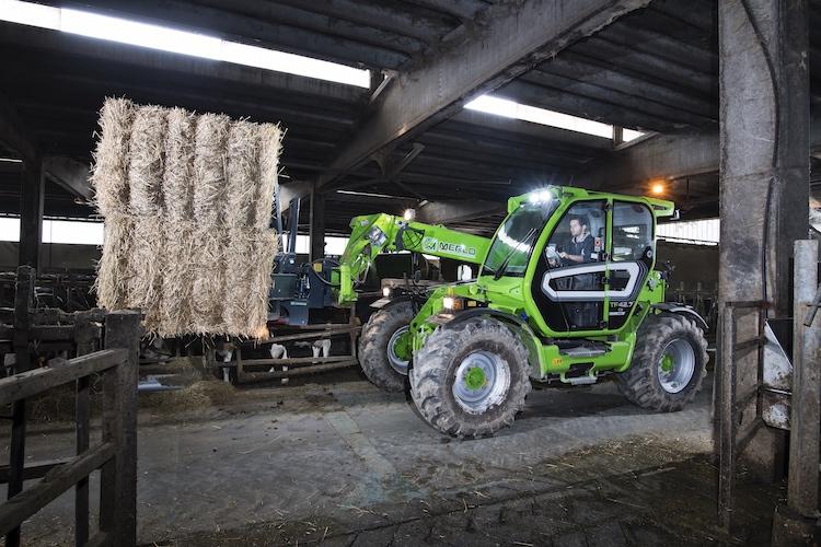 Merlo: il partner ideale per l'azienda agricola