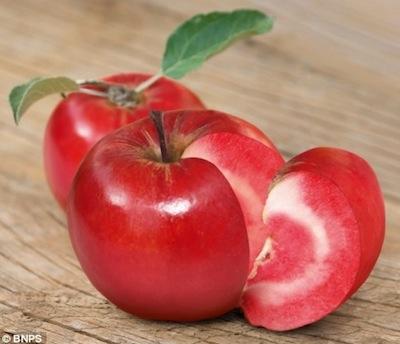 mela-rossa-dentro-redlove-fontedailymail