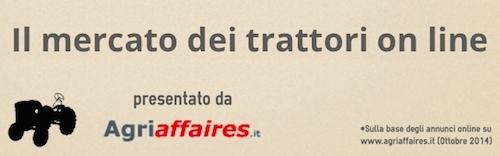 Mercato trattori online agriaffaires - copertina