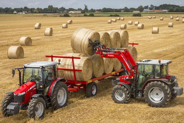 Novità Massey Ferguson sul red carpet di Agritechnica