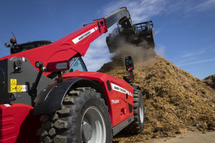 Massey Ferguson entra col botto nel settore del biogas